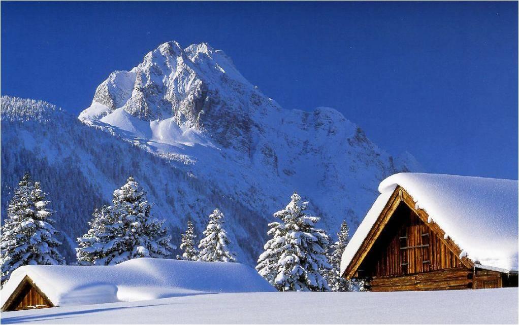 paysages de montagne et de neige page 7. Black Bedroom Furniture Sets. Home Design Ideas