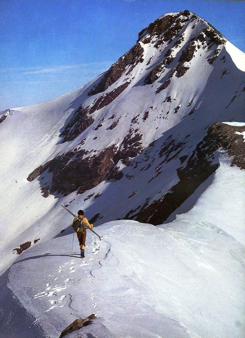 Paysages de montagne et de neige for Distri center la montagne